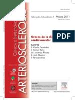Arteriosclerosis Documento Consenso