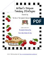 Author's Purpose eBook