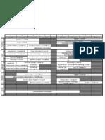 Ders Planı - 2011/2012 YAZ DÖNEMİ