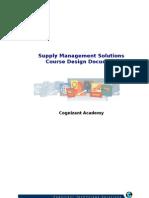 Course Design Document Template-IM