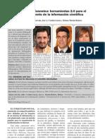 CiteULike y Connotea. Herramientas 2.0
