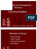 Leadership and Management Nursing 1