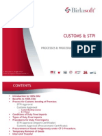 Customs STPI