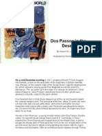 Dos Passos in the Desert - Aramco World, July/August 1997