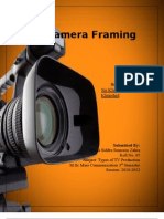 Camera Framing