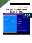 SQL Starter Dml Toc
