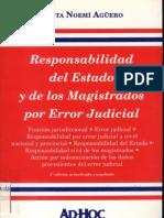 Agüero - 2000 - Responsabilidad del estado y de los magistrados po
