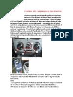 Verificacion y Control Del Sistema de Climatizacion