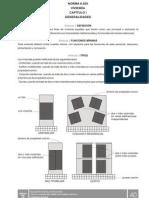 A020 Normas arquitectonicas
