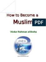 En How to Become Muslim