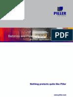 Batteries and Flywheels