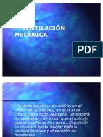 Ventilacion Mecanica Clase