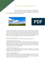 Climas Do Brasil e a cia Das Massas de Ar