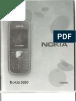 Nokia 5030 Xpress Radio User Manual Guide