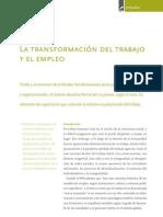 La transformación del trabajo