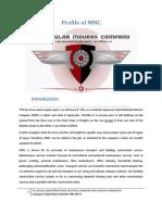 Profile of Molecular Movers Company