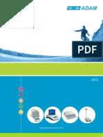 Catalogo ADAM 2012