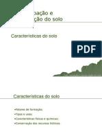 Caracteristicas Dos Solos2011