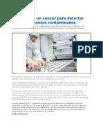 Sensor Para Detectar Alimentos dos 2012