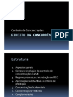 Direito Da Concorrencia II - Concentracoes2