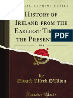 History of Ireland From the Earliest Times to the Present Day Vol - 978144005920