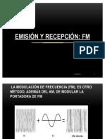 RECEPCIÓN  FM
