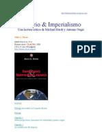 Imperio & Imperialismo