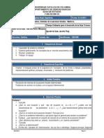 GUIA 1-2012-1 Algebra Lineal