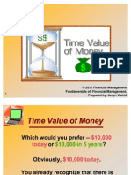 Time Value of Money (MBA)
