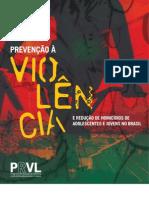 Livro Preveno Violncia Prvl 2011