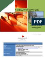 Plan Operativo Verano 2010