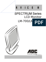 Lm700 Service Manual