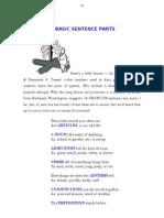 English Grammar Exercises - Part I
