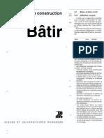 Bâtir_Bétons