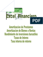 Excel+Financiero