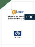 Manual de Recarga Cartucho HP