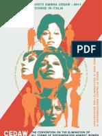 Sintesi Rapporto Ombra sull'implementazione della CEDAW in Italia