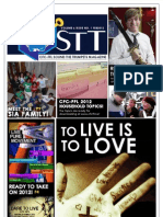 STT Magazine (The OFFICIAL Magazine of CFC FFL) - February 2012