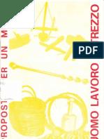 AA.vv. - Uomo Lavoro Attrezzo - Proposta Per Un Museo - 1980