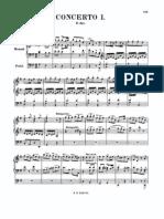 Bach Organ Concerto Bwv 592