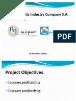 Patras Plastic Industry Company