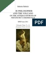 SPEP Issue 2011-Babich