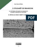 Joan Francés BLANC - Los aujòls d'Elisabèt de Brandoin 8
