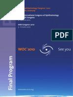 WOC2010_FinalProgram