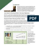 Overseas Jobs for Veterans