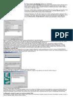Configurando o SQL Mail Com o Outlook 2000
