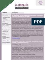 Finanzas y Comercio boletín enero 2012