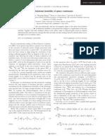 Nicholas P. Robins et al- Modulational instability of spinor condensates