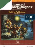 TSR 9152 - I7 - Baltron's Beacon