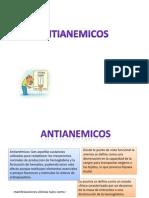 TRATAMIENTO FARMACOLÓGICO DE LAS ANEMIAS (1)